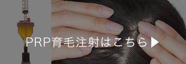 PRP育毛注射と頭皮